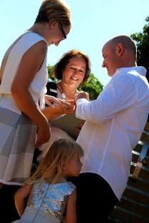 Leeanne & John's wedding
