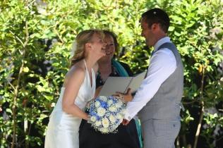 Maria & Gary's wedding